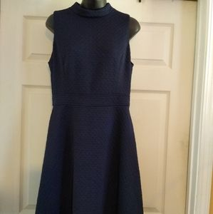 Nine West midi dress women's size 10